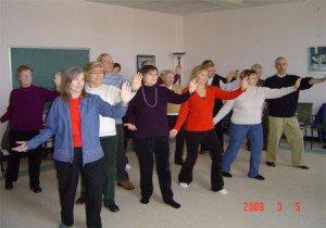 Tai Chi Chih® Joy thru Movement – Aging gracefully and enJOYing it!